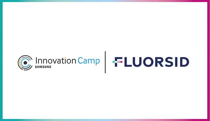 Fluorsid nel Samsung Innovation Camp
